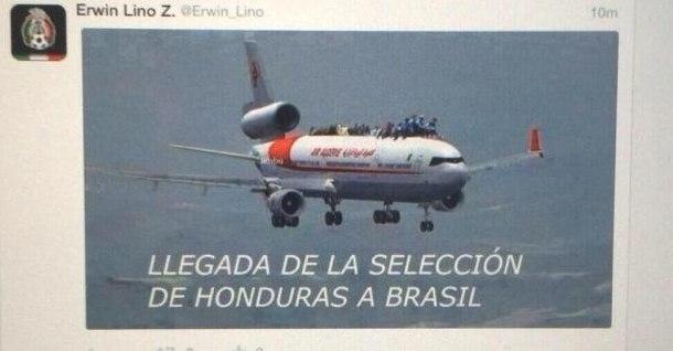 Honduras burla la bestia