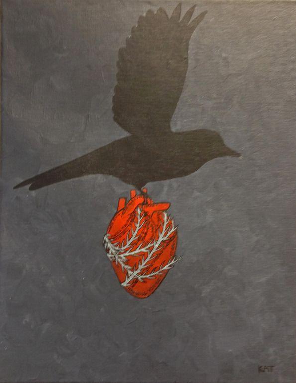 Corazon y ave
