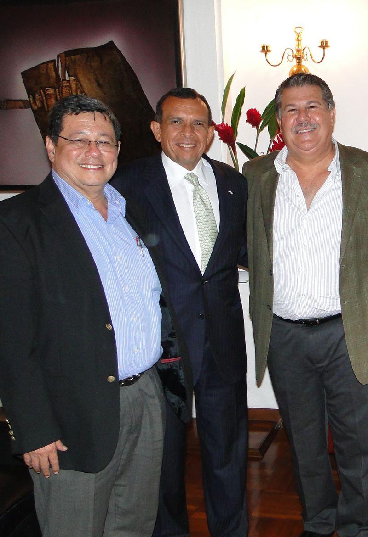Presidente Lobos de Honduras 002