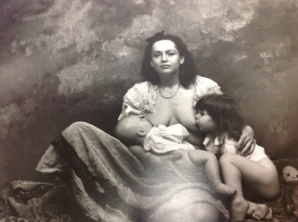 Jan saudek olga mother again